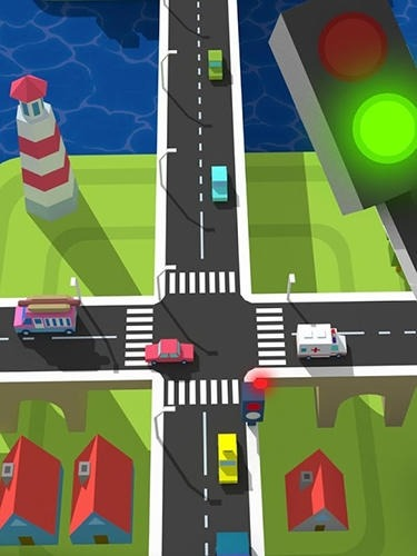 Traffic Rush 3D Android Game Image 3