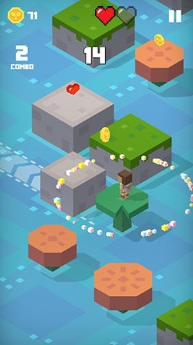 A Thumb Hero Android Game Image 3