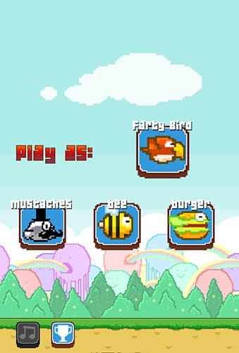 Pixel Wings Android Game Image 2