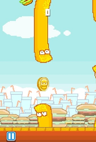 Pixel Wings Android Game Image 3
