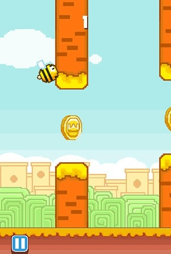 Pixel Wings Android Game Image 4