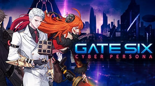Gate Six: Cyber Persona Android Game Image 1