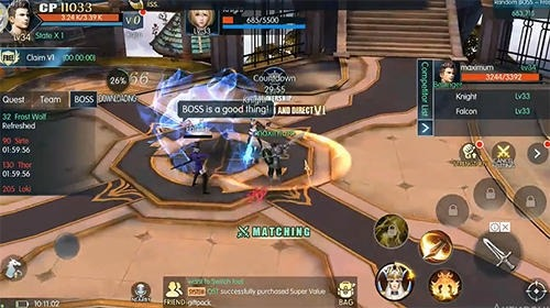 Lunathorn Android Game Image 2