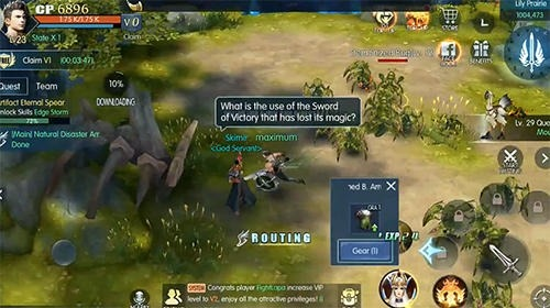 Lunathorn Android Game Image 3