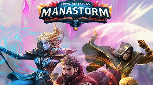 Manastorm: Arena Of Legends Android Game Image 1