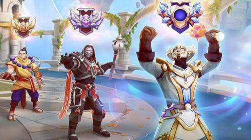 Manastorm: Arena Of Legends Android Game Image 2