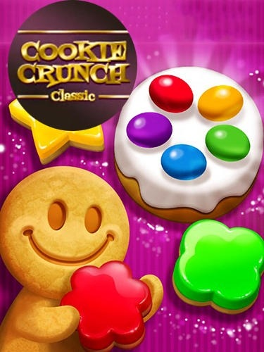 Cookie Crunch Classic Android Game Image 1