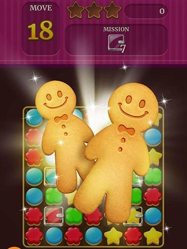 Cookie Crunch Classic Android Game Image 3
