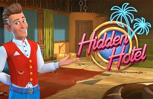 Hidden Hotel: Miami Mystery Android Game Image 1