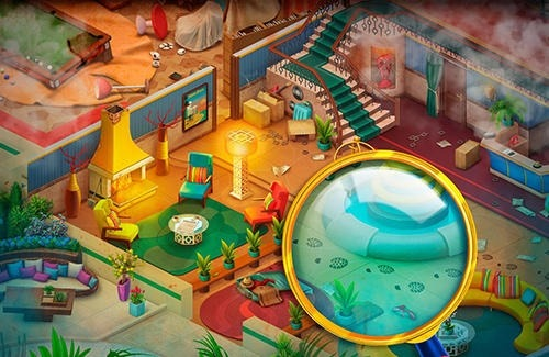 Hidden Hotel: Miami Mystery Android Game Image 2