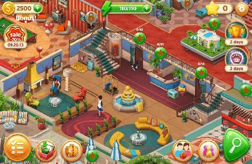 Hidden Hotel: Miami Mystery Android Game Image 4