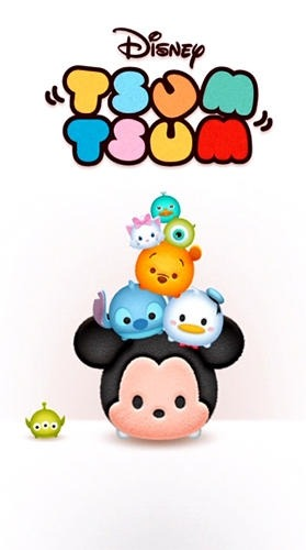 Line: Disney Tsum Tsum Android Game Image 1