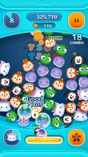 Line: Disney Tsum Tsum Android Game Image 3