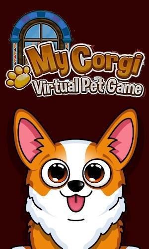 My Corgi: Virtual Pet Game Android Game Image 1