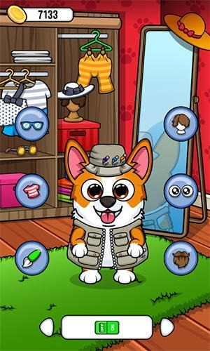My Corgi: Virtual Pet Game Android Game Image 2