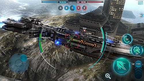 Space Armada: Galaxy Wars Android Game Image 2