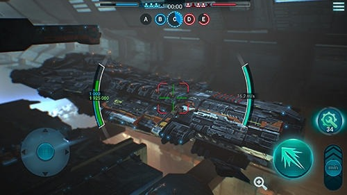 Space Armada: Galaxy Wars Android Game Image 3