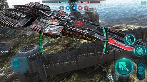 Space Armada: Galaxy Wars Android Game Image 4