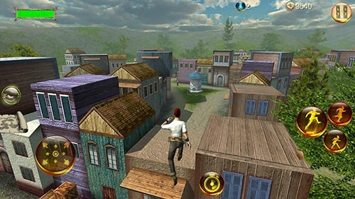 Zaptiye: Open World Action Adventure Android Game Image 2