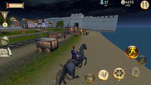 Zaptiye: Open World Action Adventure Android Game Image 4