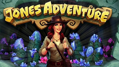 Jones Adventure Mahjong: Quest Of Jewels Cave Android Game Image 1