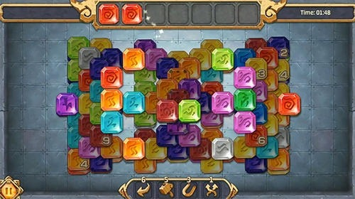 Jones Adventure Mahjong: Quest Of Jewels Cave Android Game Image 3