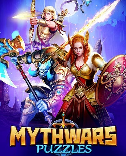 Myth Wars And Puzzles: RPG Match 3 Android Game Image 1