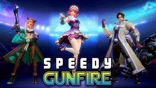 Speedy Gunfire: Striking Shot Android Game Image 1