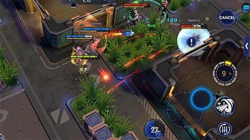 Speedy Gunfire: Striking Shot Android Game Image 2