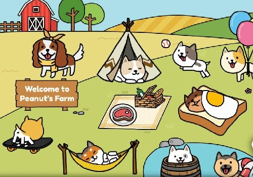 Dog Game: Cute Puppy Collector Android Game Image 3