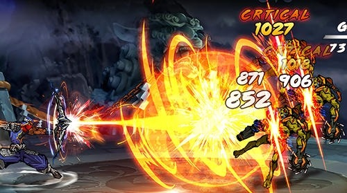 Ninja Hero: Epic Fighting Arcade Game Android Game Image 3