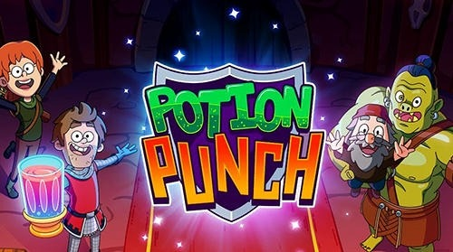 Potion Punch Android Game Image 1