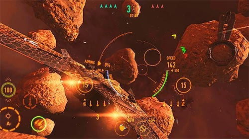 Star Combat Online Android Game Image 3