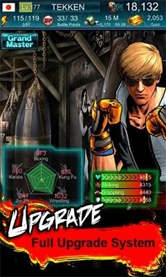 Tekken Arena Android Game Image 3