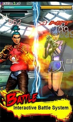 Tekken Arena Android Game Image 4