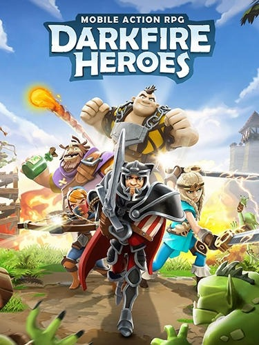 Darkfire Heroes Android Game Image 1