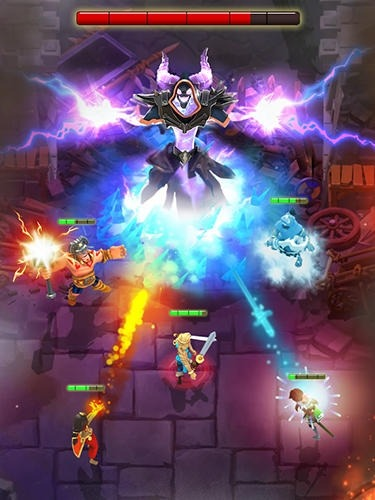 Darkfire Heroes Android Game Image 3