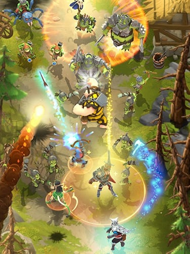 Darkfire Heroes Android Game Image 4