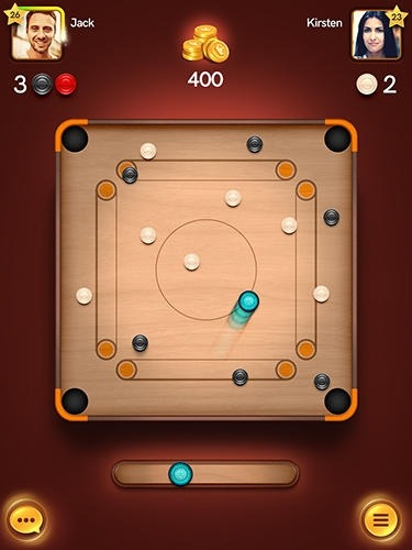 Disc Pool Carrom Android Game Image 3