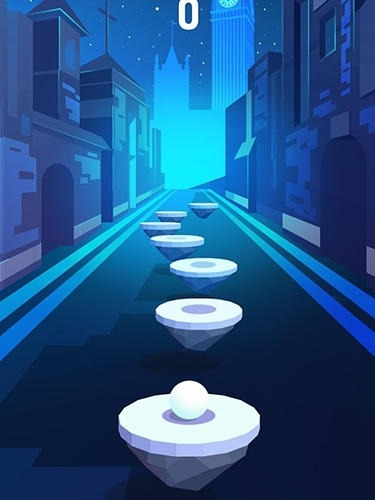 Hop Ball 3D Android Game Image 4
