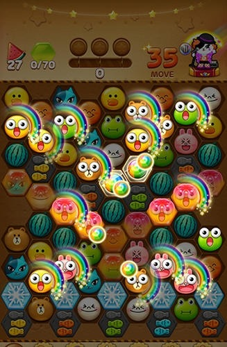 Line Pop 2 Android Game Image 2