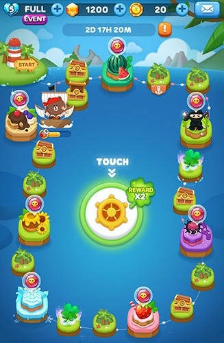 Line Pop 2 Android Game Image 3