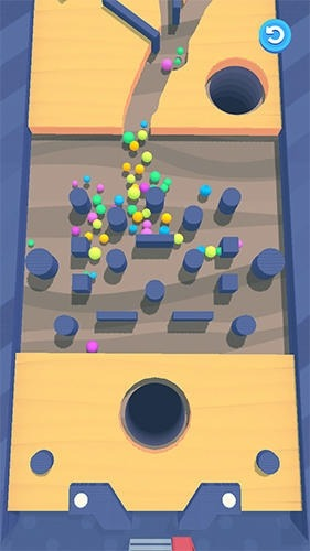 Sand Balls Android Game Image 3