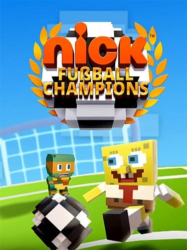 Sponge Bob Soccer Android Game Image 1