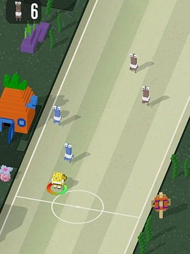 Sponge Bob Soccer Android Game Image 3