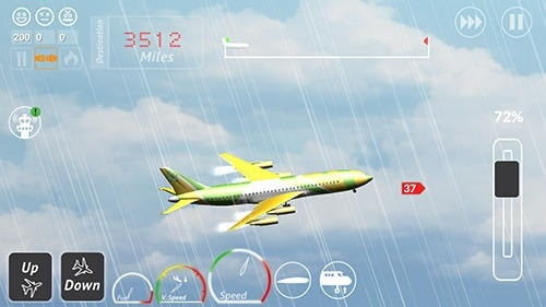 Transporter Flight Simulator Android Game Image 2