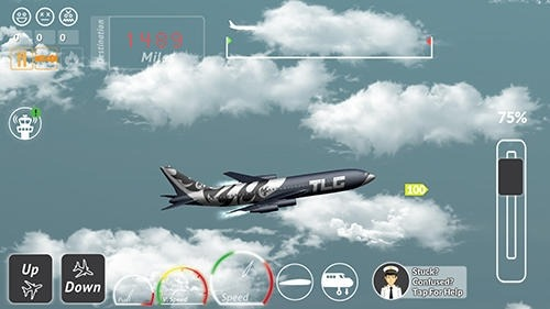 Transporter Flight Simulator Android Game Image 3