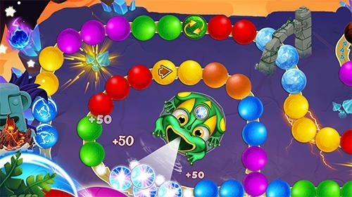 Zumbla Classic Android Game Image 4