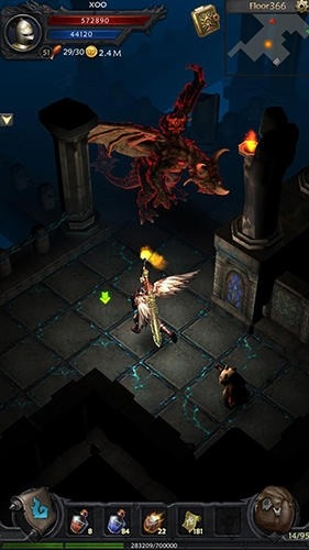 Ever Dungeons: Hunter King Android Game Image 2