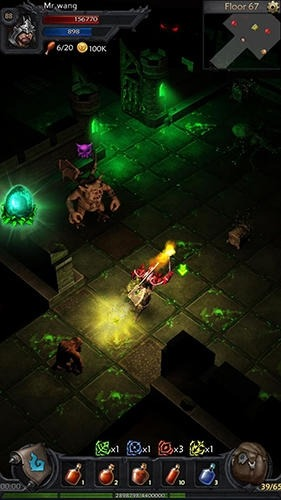 Ever Dungeons: Hunter King Android Game Image 3